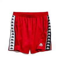 Kappa Mens Banda Cole Shorts - Red