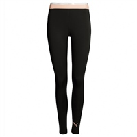 Puma Womens Soft Sports Leggings - Black