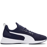 Puma Mens Flyer Runner - Navy/White