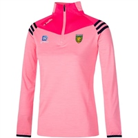 ONeills Donegal Colorado Girls/Ladies HZ Top - Pink/Pink