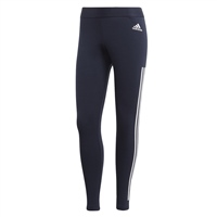 Adidas Womens Must Haves 3S Tights - Navy/White