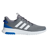 Adidas Mens Cloudfoam Racer TR - Grey/Royal/White