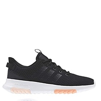 Adidas Womens CloudFoam TR - Black/White/Orange