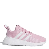 Adidas Girls Questar Flow K - Pink/White