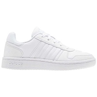 Adidas Hoops 2.0 Runners - Kids - White