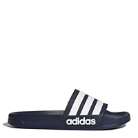 Adidas Adilette Shower Sliders - Navy/White