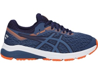 Asics GT1000 7 GS - Kids - Grand Shark/Orange