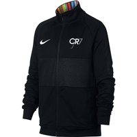 Nike Boys Mercurial CR7 Track Jacket - Black/White