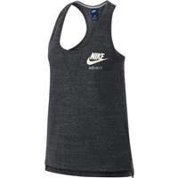 Nike Womens NSW Vintage Tank - Grey