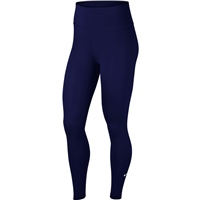 Nike Womens ONE Tights - Blue