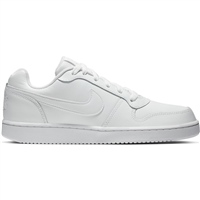 Nike Womens Ebernon Low Tops - White