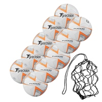PT 10 x Fusion Lite Training Balls - 290g (Free Ball Net)