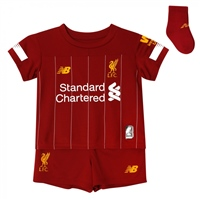 New Balance Liverpool FC Home Kit 19/20 - Baby - Red