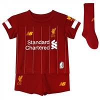 New Balance Liverpool FC Home Kit 19/20 - Infant - Red