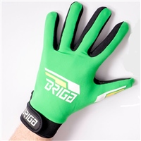 Briga Gaelic Glove - Green/Gold