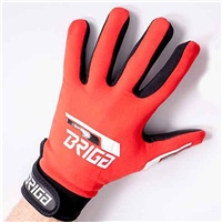 Briga Gaelic Glove - Red/White