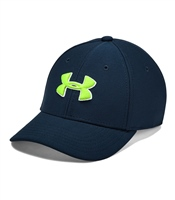 Under Armour Boys Blitzing 3.0 Cap - Navy