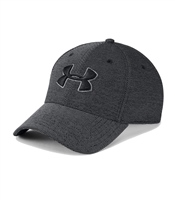 Under Armour Mens Heathered Blitzing 3.0 Cap - Grey