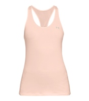 Under Armour Womens HG Armour Racer Tank - Peach