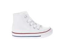 Converse Infant CT All Star Hi Tops - White