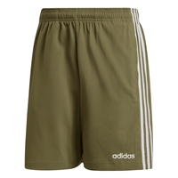 Adidas Mens Essentials 3S Chelsea Shorts - Khaki