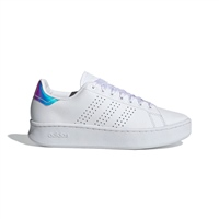 Adidas Womens Advantage Bold - White