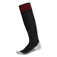 Adidas Manchester United Home Sock 19/20 - Black
