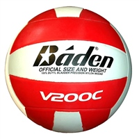 Baden Volleyball - Red/White