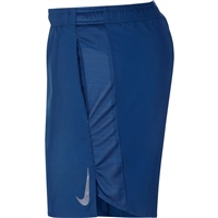 Nike Mens Challenger Shorts - 7in BF - Royal