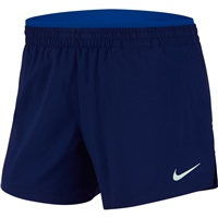 Nike Womens Elevate Shorts - 5inch - Blue