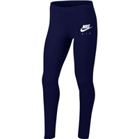 Nike Girls NSW Air Favourites Tights - Blue