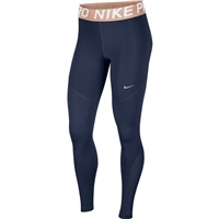 Nike Womens Pro Tights - Navy