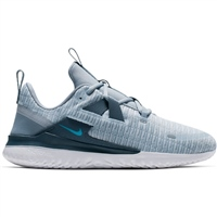 Nike Mens Renew Arena Running Shoe - Grey/Navy