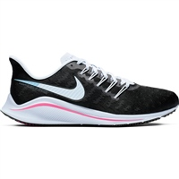 Nike Womens Air Zoom Vomero 14 - Black/Pink/Grey
