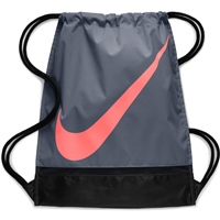 Nike Football Gym Sack - Armory Blue/Orange