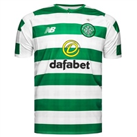 New Balance Celtic FC Home Jersey 19/20 - Green/White