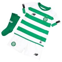 New Balance Celtic FC Home Kit 19/20 - Infant - Green/White
