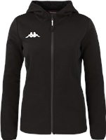 Kappa Marzama Womens Tech Jacket - Black