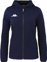 Kappa Marzama Womens Tech Jacket - Blue Marine/Black