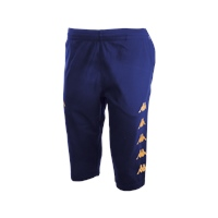 Kappa Bardino Long Short - Blue Marine/Fluo Orange - (MIN. QTY 6)