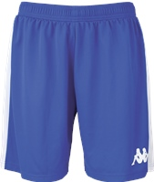 Kappa Calusa Womens Basketball Short - Blue Nautic/White
