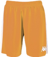 Kappa Calusa Womens Basketball Short - Orange/Black