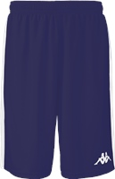 Kappa Caluso Basketball Short - Blue Marine/White