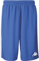 Kappa Caluso Basketball Short - Blue Nautic/White