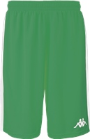 Kappa Caluso Basketball Short - Green/White