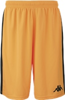 Kappa Caluso Basketball Short - Orange/Black