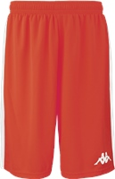 Kappa Caluso Basketball Short - Red/White