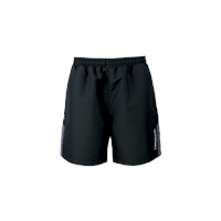 Kappa Passo Leisure Short - Black/Grey Smoke - (MIN. QTY 6)