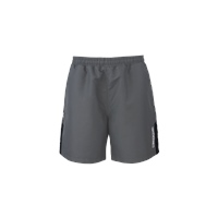 Kappa Passo Leisure Short - Grey Smoke/Black - (MIN. QTY 6)