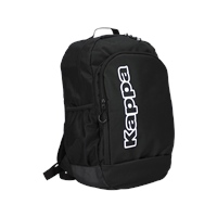 Kappa Lamberto Backpack - Black/White